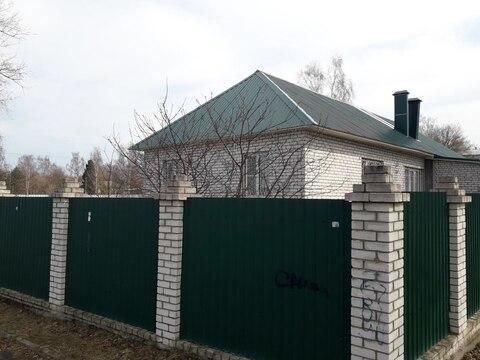 Продается дом в г.Кимры по Коммунистической набережной 10