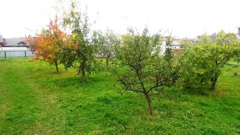 Продается очень красивый земельный участок 8,3 сотки с прудом в .
