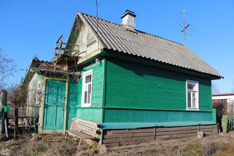 Продам дом на берегу Чудского озера