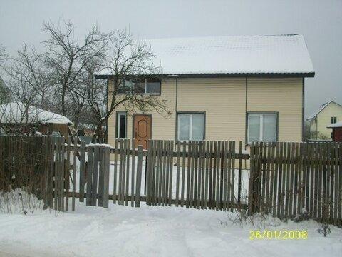 Эксклюзив. Продается новый дом в городе Белоусово.