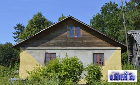 Дом 100 кв.м на участке 19 соток ЛПХ в д. Лаптево