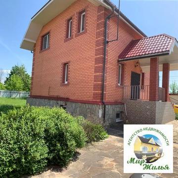 Продам 2-х эт. дом в д. Байбаки ул. Солнечный пр-зд. Щелковский р-н.