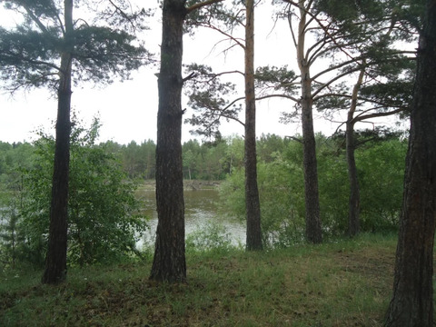 Продаем земельный участок на берегу Иркута