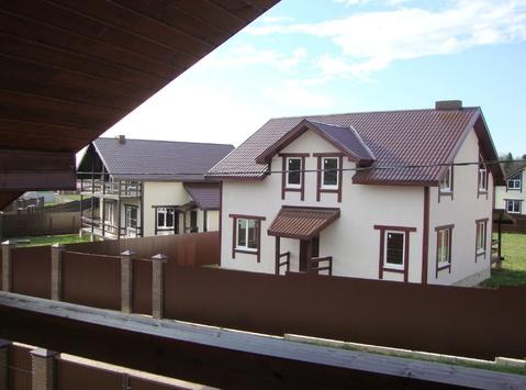 Продаётся новый дом 220 кв.м с участком 10 соток в посёлке Подосинки.