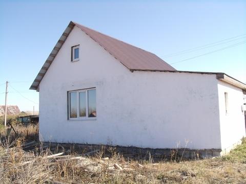 Дом 60м2 СНТ Энергия Южный Урал, 6 соток