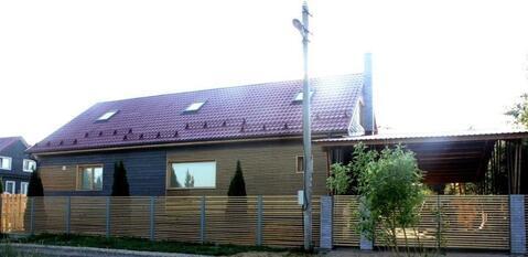 Продается дом 190 кв.м, участок 9 сот. , Новорижское ш, 34 км. от .