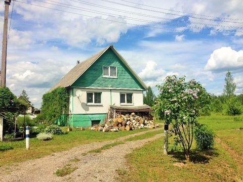 Продажа дома, Новгородка, Пушкиногорский район
