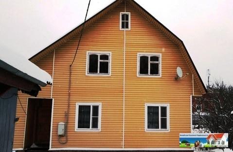 Продам двухэтажный дом 100 кв.м в пгт Уваровка.