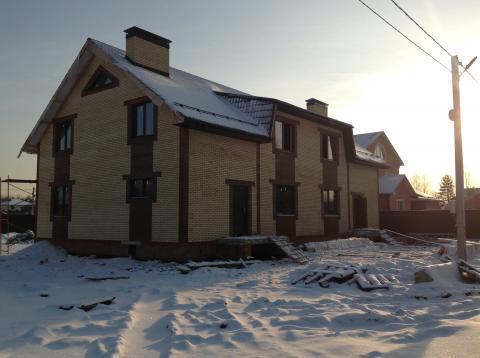 Новый коттедж 160 кв.м. ПМЖ