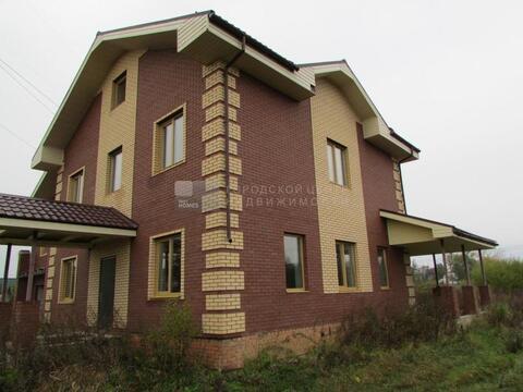 Дом 350 кв.м, Участок 12 сот. , Киевское ш, 34 км. от МКАД.