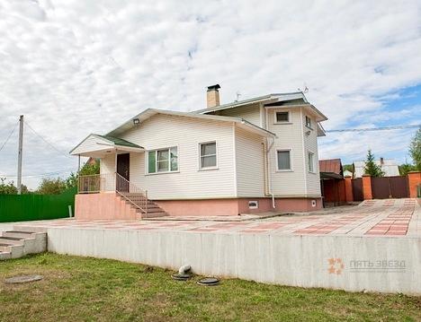 Продается дом 239 кв.м. на земельном участке 12 соток д. Ивино.