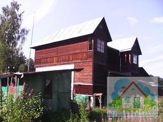 Добротный садовый дом с участком 13 сот. Оз Большое Ольховское