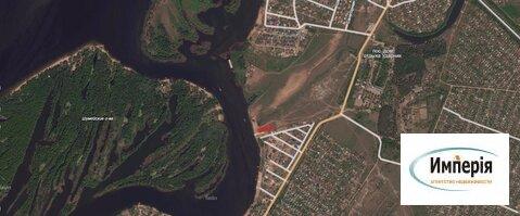 Земельный участок на 1-й линии Волги, с.Шумейка