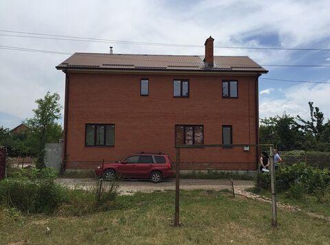 Продажа дома, Краснодар, Персиковая улица