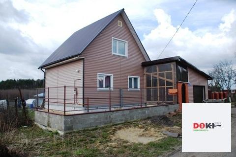 Дом в Егорьевском районе в д.Клеменово