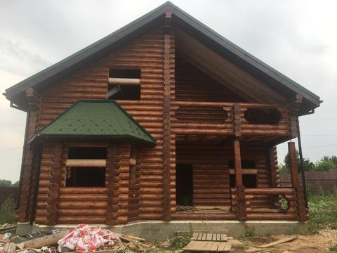 Дом И банный комплекс В районе истринского водохранилища.