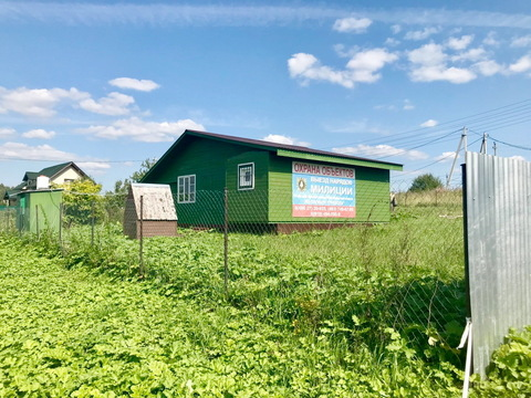 Летний дом со всеми удобствами на берегу Озернинского водохранилища