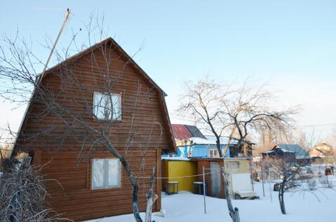 Продается летний дом 24 кв.м, участок 5 сот. , Новорязанское ш, 29 .