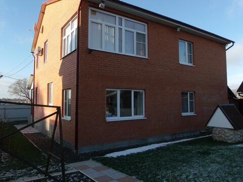 Дом 215 кв.м, Участок 10 сот. , Симферопольское ш, 23 км. от МКАД.
