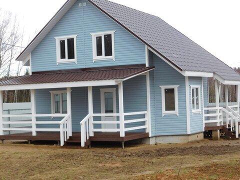 Дом в коттеджном поселке Усадьба Тишнево-2 Боровского района