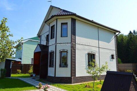 Обнинск. Трехэтажный каменный дом со всеми удобствами. Лес. 85 км о.