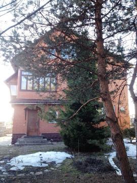 Дом 355 кв.м, Участок 21 сот. , Новорижское ш, 85 км. от МКАД. д. .