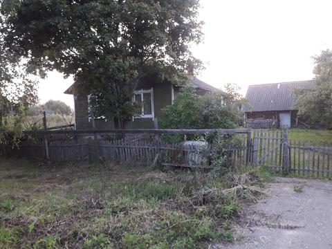 Продаётся дом 60 кв.м. на з/у 30 соток в д.Стоянцы Кимрского района