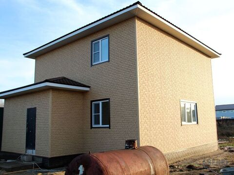 Новый двухуровневый коттедж площадью 120 кв.м. 'под ключ'.