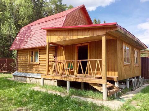 Дом 80 кв.м. в дер. Петрищево, Рузский район. 90 км от МКАД