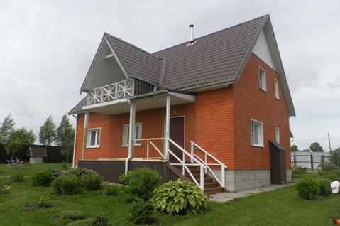 Отличный дом в д.Ховань