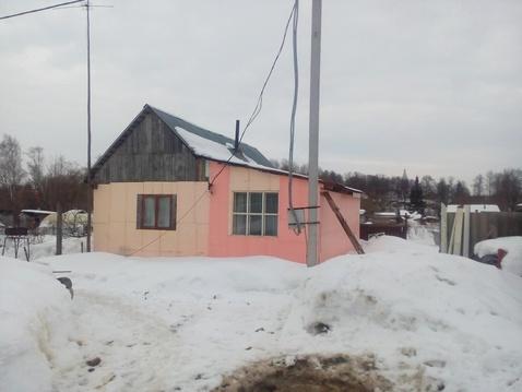 Дом 56 кв.м. на участке 9,3 сот. в с. Кузьмино Ступинского района