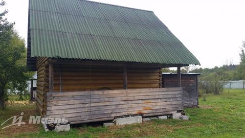 Продается дом/сруб+крыша на 23 сотках земли