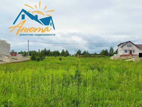 Продается участок 10 соток в деревня Ротманово Калужской области