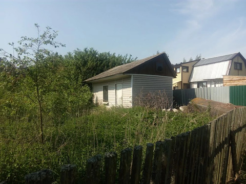 Продается дом, Чехов г, Манушкино д, Сосновая ул, 16м2, 5 сот