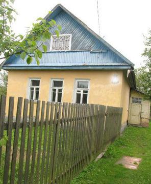 Продам дом в тихом районе города