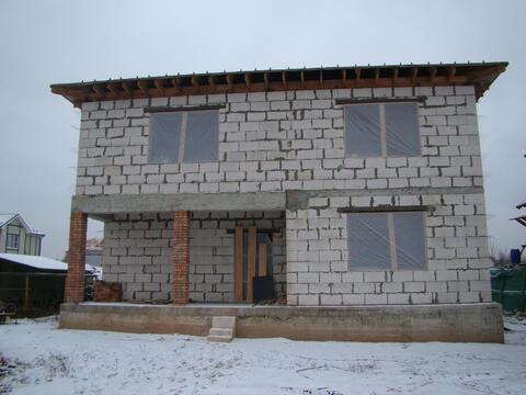 Дом 200 кв.м, Участок 6 сот. , Новорижское ш, 7 км. от МКАД, .