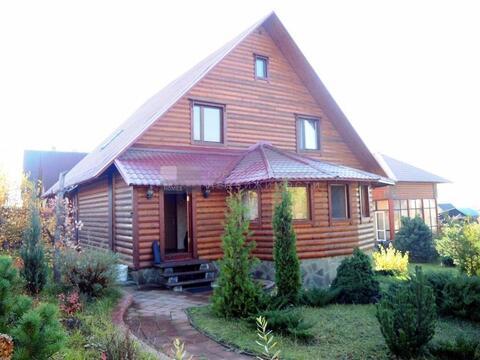 Дом 300 м2, участок 15 сот, Волоколамское ш, 35 км. от МКАД, .