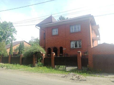 Продажа дома г. Щербинка