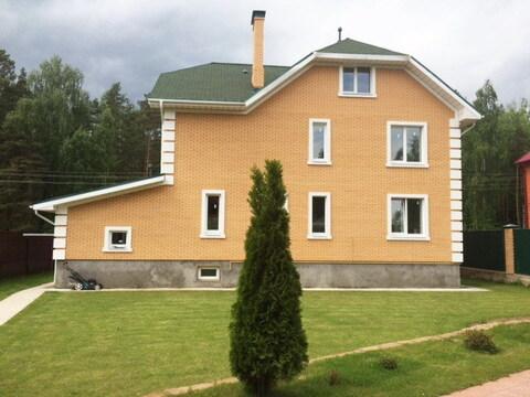 Коттедж 314 кв.м. на участке 12 соток, ИЖС, ПМЖ в д. Петровское