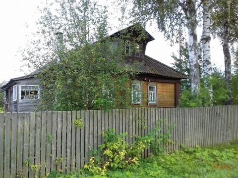 Дом с газом д. Верханово Конаковский район.