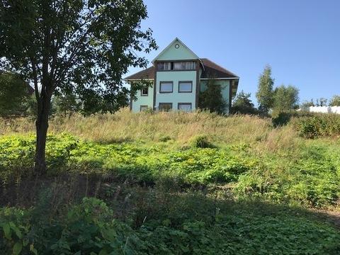 Коттедж на 1 береговой линии р. Волга, д. Горки.