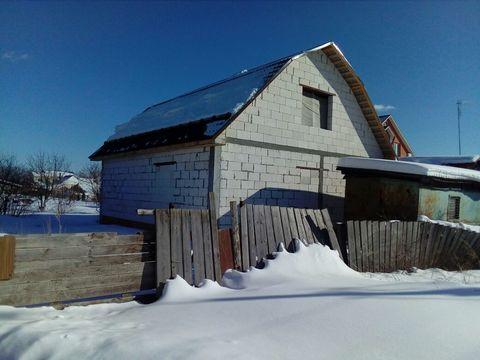 Продажа дома в Павлово-Посадском районе п. Большие Дворы