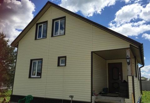 Продается дом, Чехов г, Церковная горка ул, 84м2, 7 сот