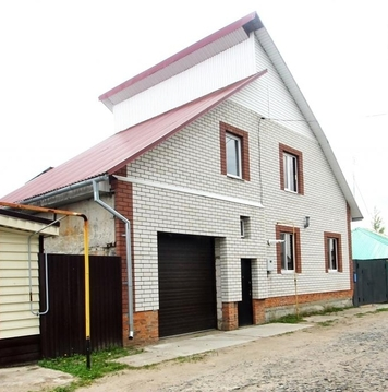 Дом в городе Ялуторовске центр