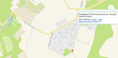 Продажа участка, Кольцово, Новосибирский район, Векторное ш.