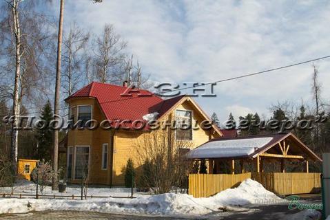 Дмитровское ш. 21 км от МКАД, Трудовая, Дом 200 кв. м