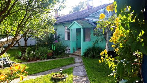 Продается крайний дом в деревне Недьяково, на ухоженных 14 сотках