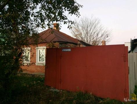 Продажа дома, Белгород, Старогородский пер.