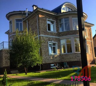 Продажа дома, Брехово, Кокошкино г. п, м. Рассказовка, Кольцевая .