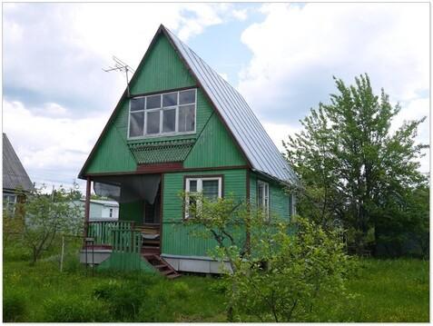 Уютная дача для яркого лета! Рядом ж/д станция Мачихино